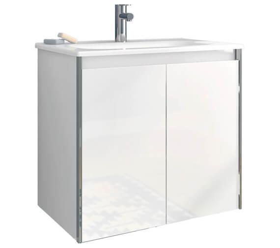 Royo Valencia 600 x 430mm Two Doors Wall-Hung Vanity Unit