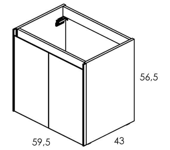 Technical drawing QS-V93961 / RO125665