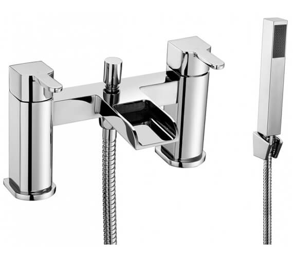 AquaFlow Modo Waterfall Bath Shower Mixer Tap