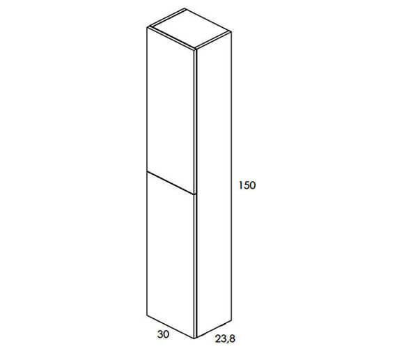 Technical drawing QS-V98176 / RO124845