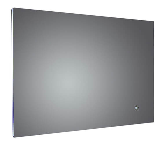 Frontline Lumiere 700 x 500 LED Mirror With Touch Sensor And Demister Pad