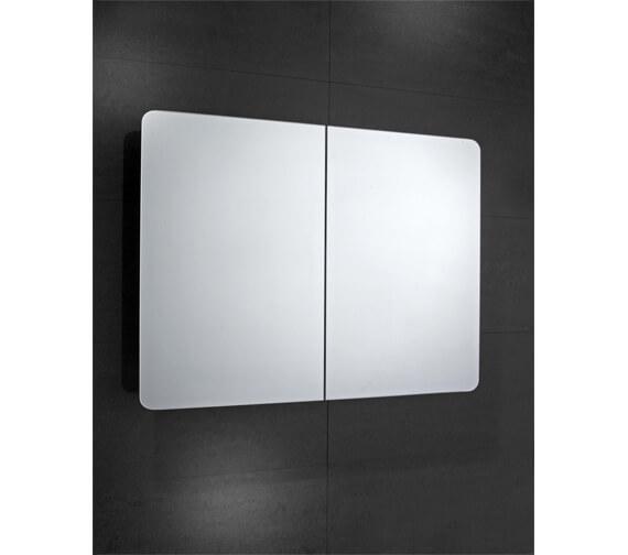 Alternate image of Frontline Bramham Mirrored Cabinet