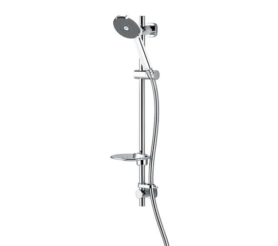 Deva Satinjet Kiri Easy Fit Shower Kit