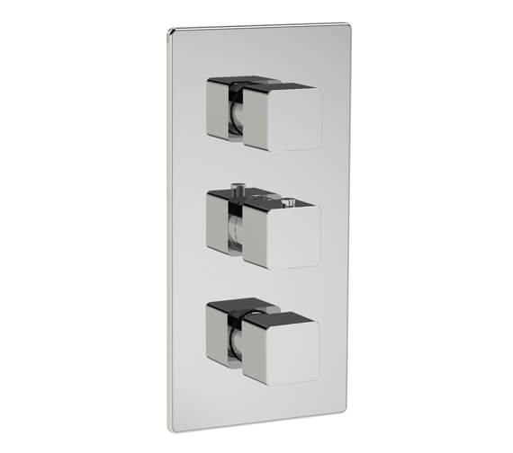Deva Kiri 3 Direction Thermostatic Concealed Shower