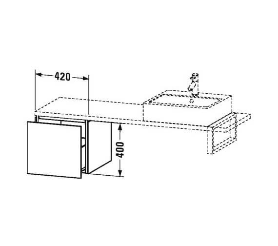 Technical drawing QS-V104327 / LC582001818