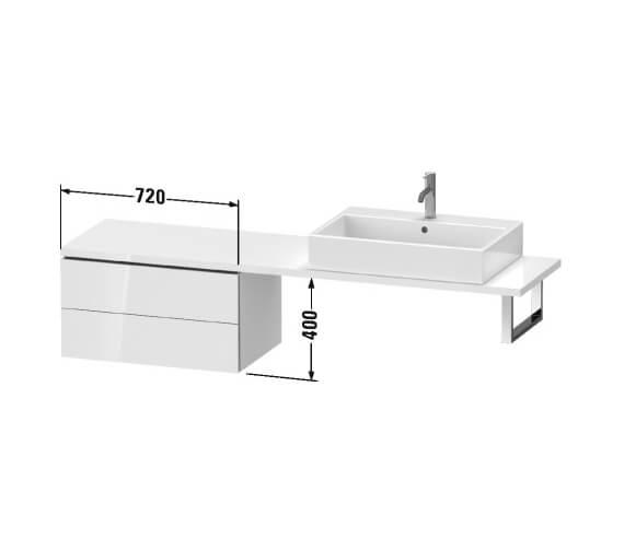 Technical drawing QS-V104328 / LC582501818