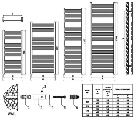 Technical drawing QS-V20709 / RND-CRP4080