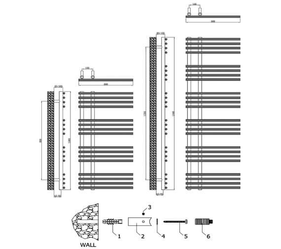 Technical drawing QS-V81042 / RND-ES510
