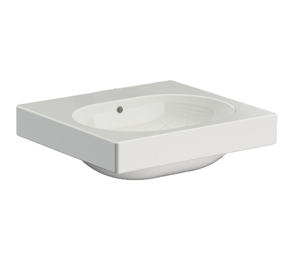 Saneux Austen 500mm Wide Washbasin - More Sizes Available