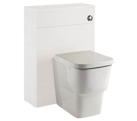 Royo Vitale 600 x 250mm Back-To-Wall Toilet Unit
