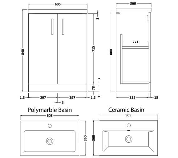 Technical drawing QS-V93970 / PAL006