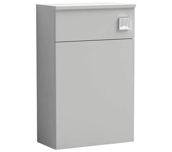 Additional image of Nuie Arno 500 x 200mm Back-To-Wall WC Furniture Unit