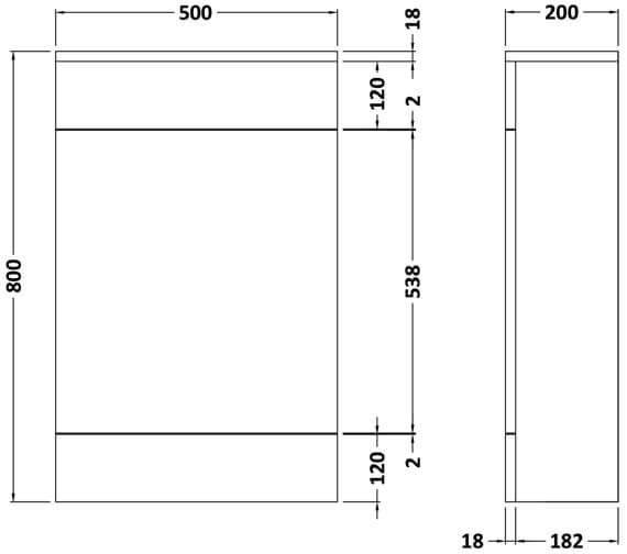 Technical drawing QS-V93971 / NVM941