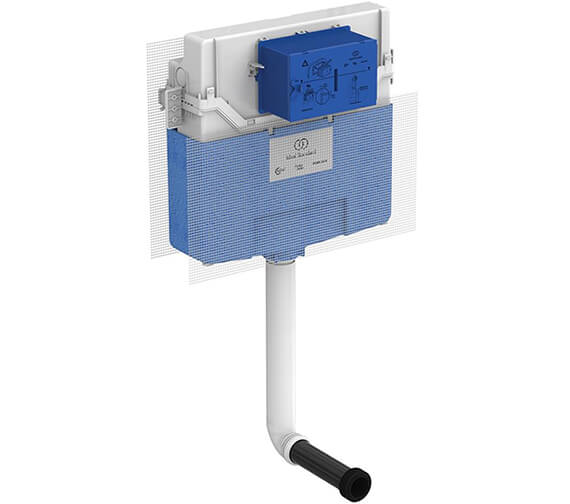 Ideal Standard Prosys 120mm Depth WC Cistern Pneumatic