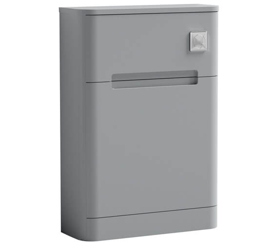 Additional image of Nuie Elbe 550 x 220mm Back-To-Wall WC Unit