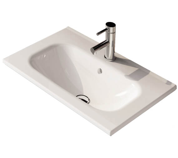 Royo Valencia 610 x 440mm Rectangular Washbasin