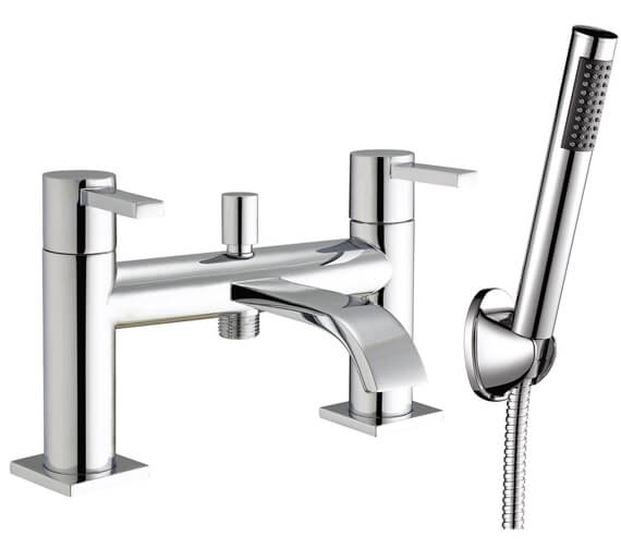 AquaFlow Gemini Bath Shower Mixer Tap