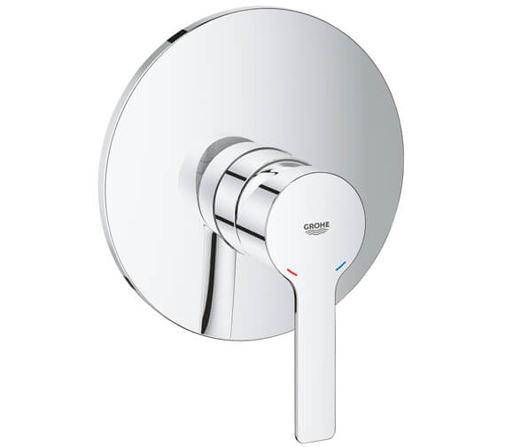 Grohe Lineare Concealed Single Lever Shower Mixer Trim