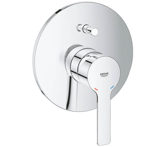 Additional image of Grohe Lineare Concealed Single Lever Shower Mixer Trim