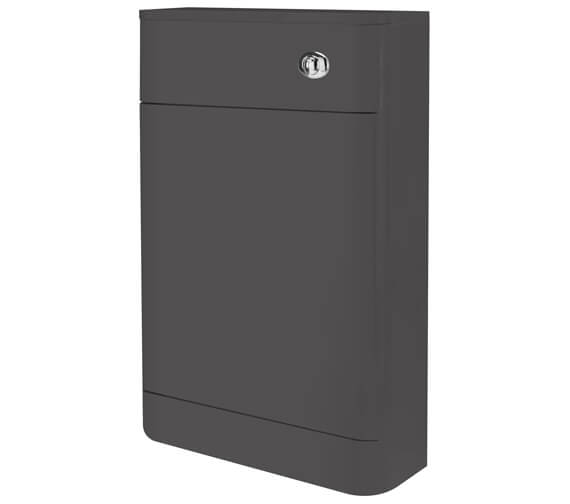 Additional image of Nuie Parade 550mm Back-To-Wall WC Furniture Unit
