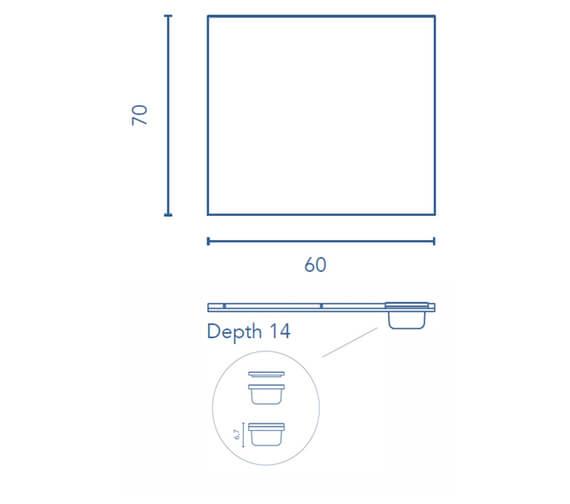Technical drawing QS-V101419 / ROC0072155