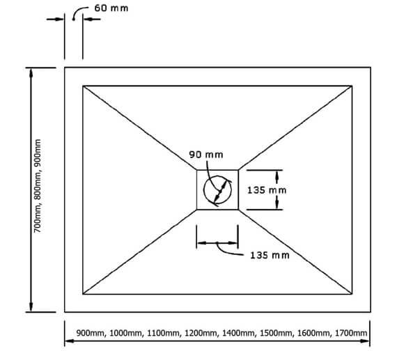 Technical drawing QS-V80508 / H2541