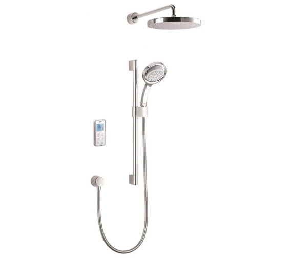 Mira Vision Rear Fed Dual Digital Mixer Shower