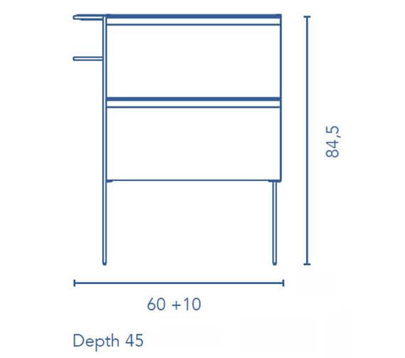 Technical drawing QS-V101420 / ROC0072309