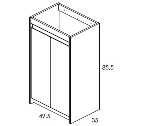 Technical drawing QS-V93968 / ROC0072695