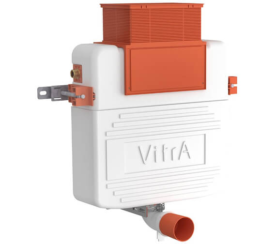 VitrA Low Height Concealed Cistern For Back To Wall WC