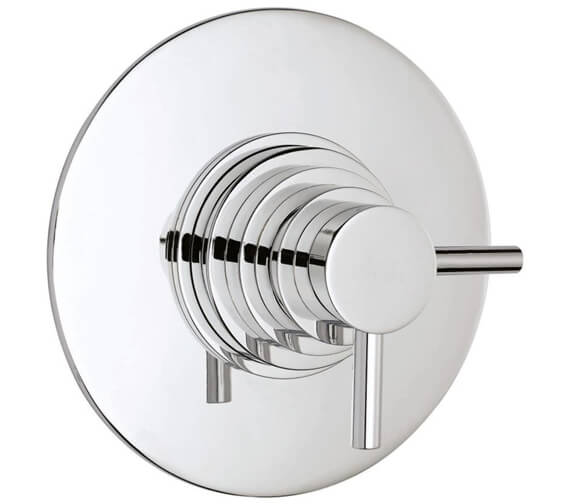 Additional image of Hudson Reed Tec Dual Thermostatic Shower Valve