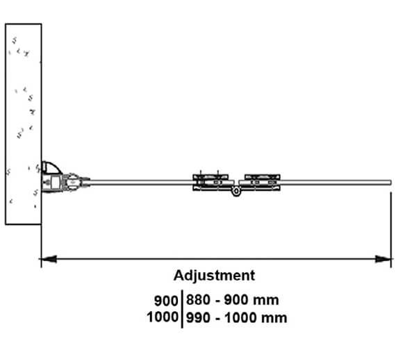 Technical drawing QS-V105017 / BEBC800523