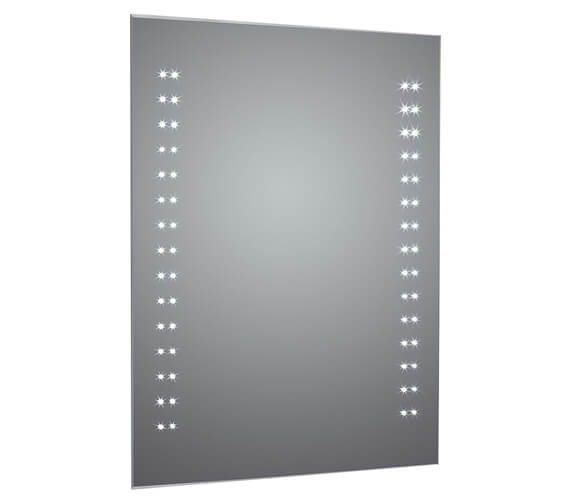 Frontline Ceta 500 x 700mm LED Mirror With Touch Sensor And Demister Pad