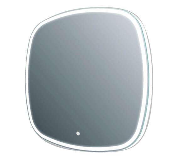 Frontline Opel 700mm LED Mirror With Touch Sensor And Demister Pad