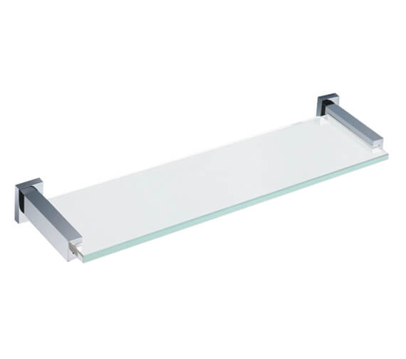 RAK Cubis 467mm Wide Glass Shelf