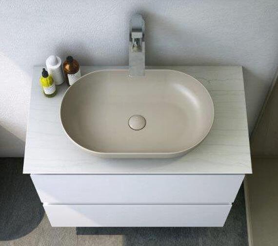 RAK Feeling Oval 550 x 350mm Countertop Basin