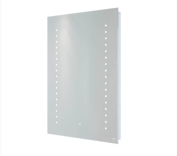 Additional image of RAK Hestia LED Illuminated Portrait Mirror With Touch Sensor Switch