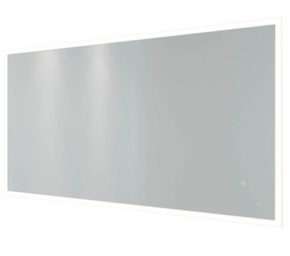 Alternate image of RAK Cupid LED Illuminated Portrait Mirror With Demister And Touch Sensor Switch