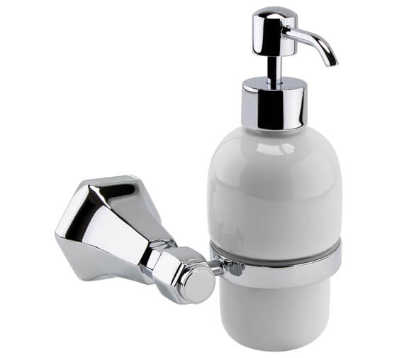 RAK Washington Art Deco Ceramic Soap Dispenser