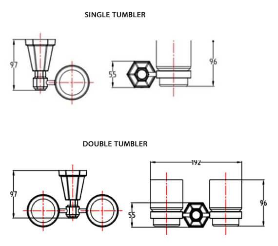 Technical drawing QS-V103325 / RAKWTN9903