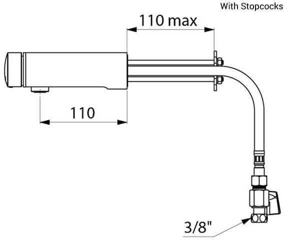 Technical drawing QS-V96384 / 794150