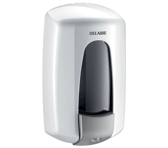 Delabie Wall Mounted Liquid Soap Dispenser 0.9 Litres