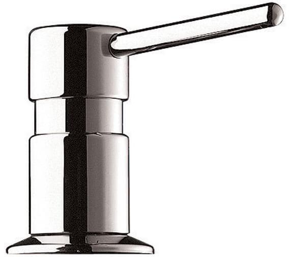 Delabie Deck Mounted Straight Spout Liquid Soap Dispenser