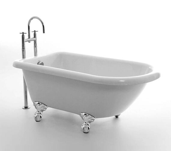 Royce Morgan Orlando Single Ended Bath 1380 x 750mm With Feet