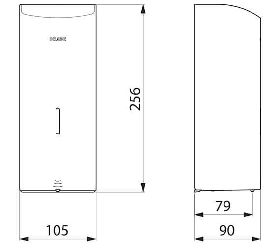 Technical drawing QS-V42574 / 512066P