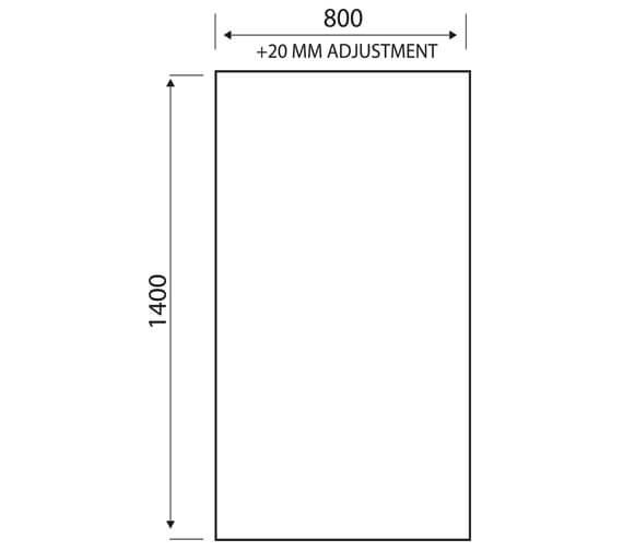 Technical drawing QS-V102608 / A6SCREEN01