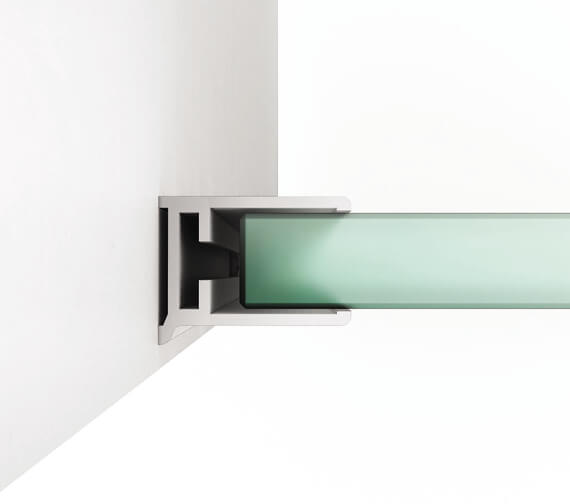 Additional image for QS-V102810 Harrison Bathrooms - A10SHOWERPAN600