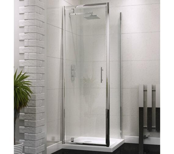 Harrison Bathrooms A6 Pivot Door