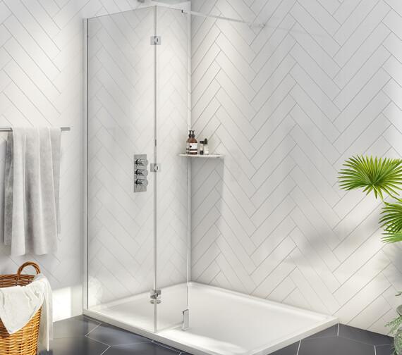 Harrison Bathrooms A8 Walk Around Panels