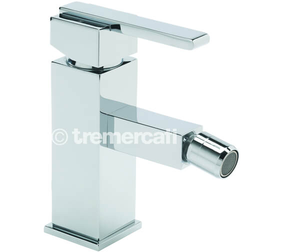 Tre Mercati Vespa Mono Bidet Mixer Tap With Pop Up Waste